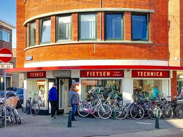 Technica Fietsenwinkel in Scheveningen