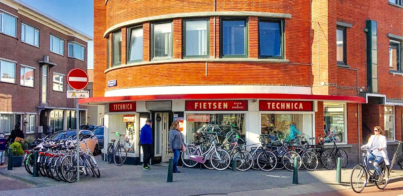Fietsenwinkel Technica Scheveningen